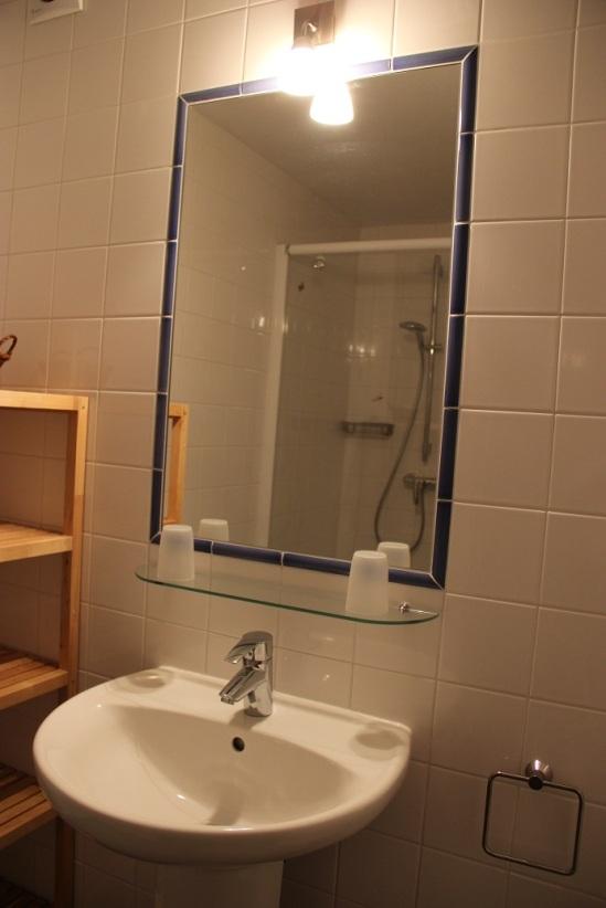 Salle de douche de La libellule