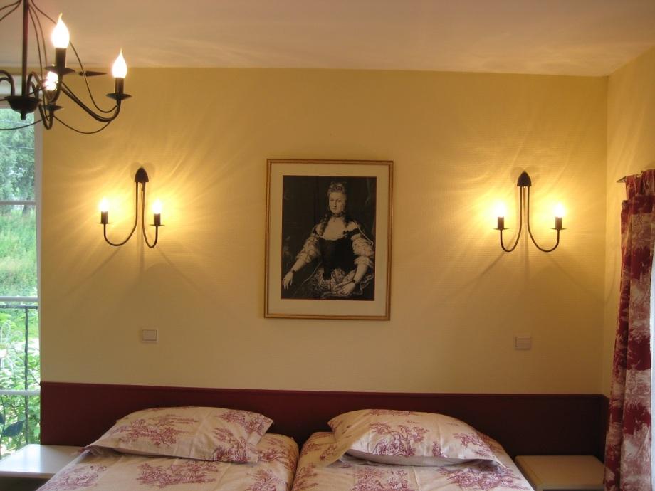 "La chambre ""Le XVIIIème siècle"""