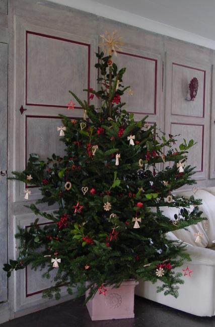 Sapin de Noël à La Marguerite