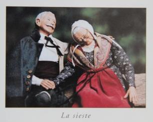 Chambre La Provence - La Marguerite