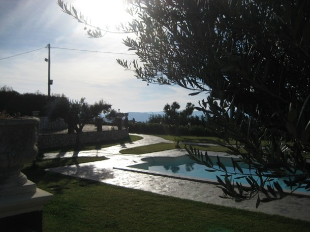 Acerenza - Loggia del Monaco - Jardin 3