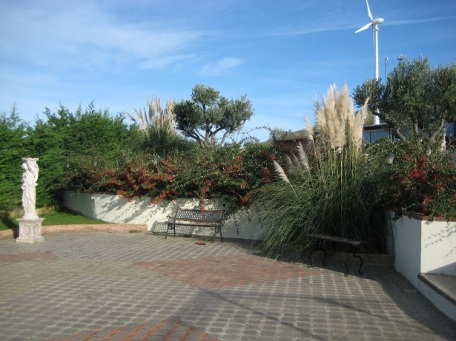 Acerenza - Loggia del Monaco - Jardin