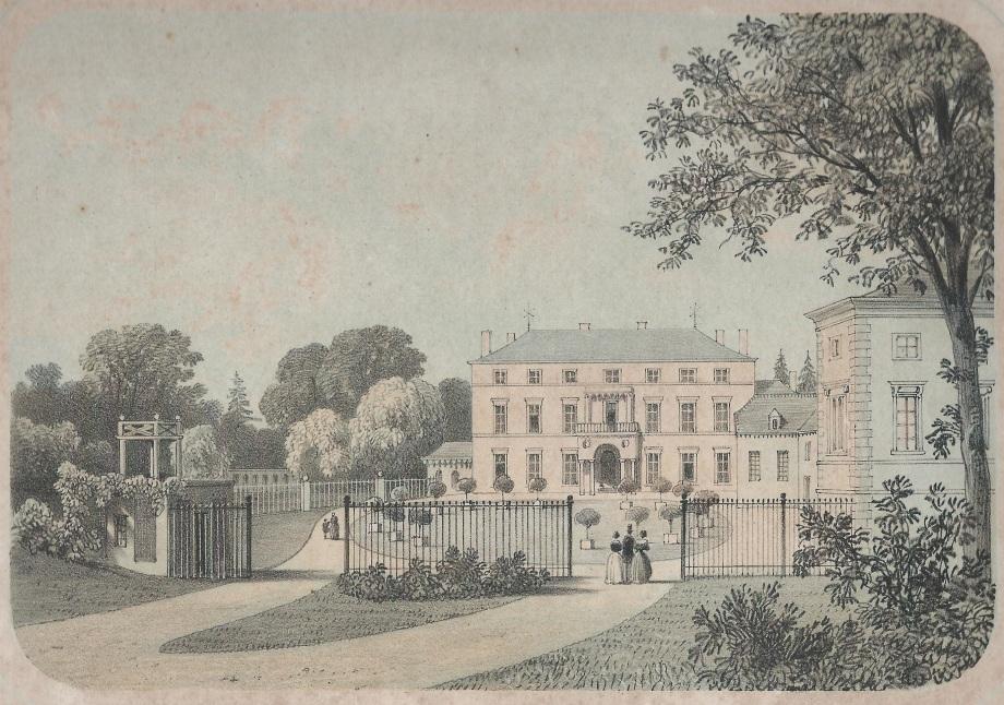 XIX-Chateau