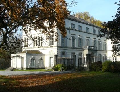 Tente de Napoléon - Château de Longchamps
