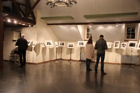 Expo photos à la Salle du Géant