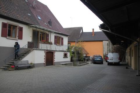 Eguisheim - Gîte Parenthèse Vin