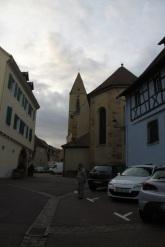 Eguisheim - Eglise Saint-Pierre
