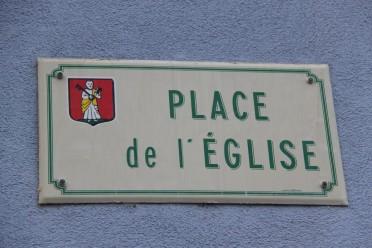 Eguisheim - Place de l'Eglise