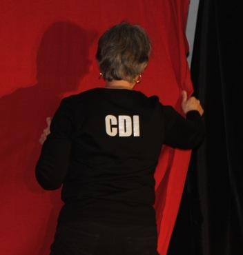 2018-03-04 - Les Pipelettes à la Salle du Géant - Dominique CDI