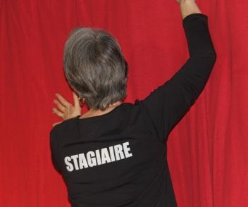 2018-03-04 - Les Pipelettes à la Salle du Géant - Dominique Stagiaire
