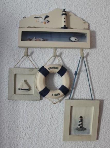 Chambre marine - gîte Al Pierîre