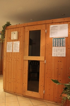 Gîte Al Pierîre - Sauna